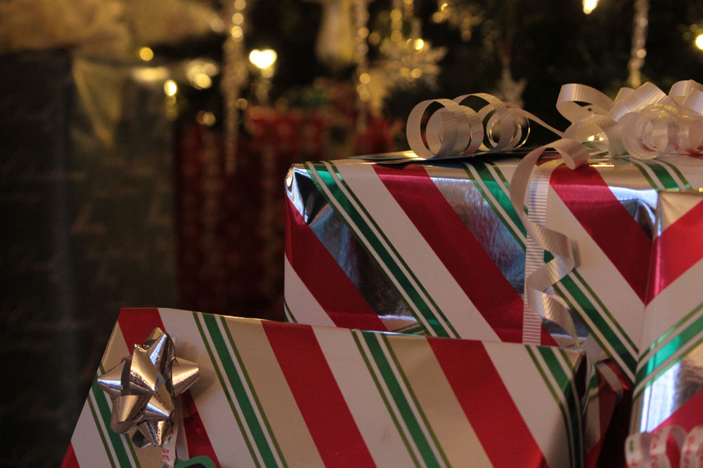 most people in the usa said buying and receiving gifts makes them feel joyful and generous