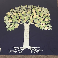 How to make a large-as-life family tree with your kids!