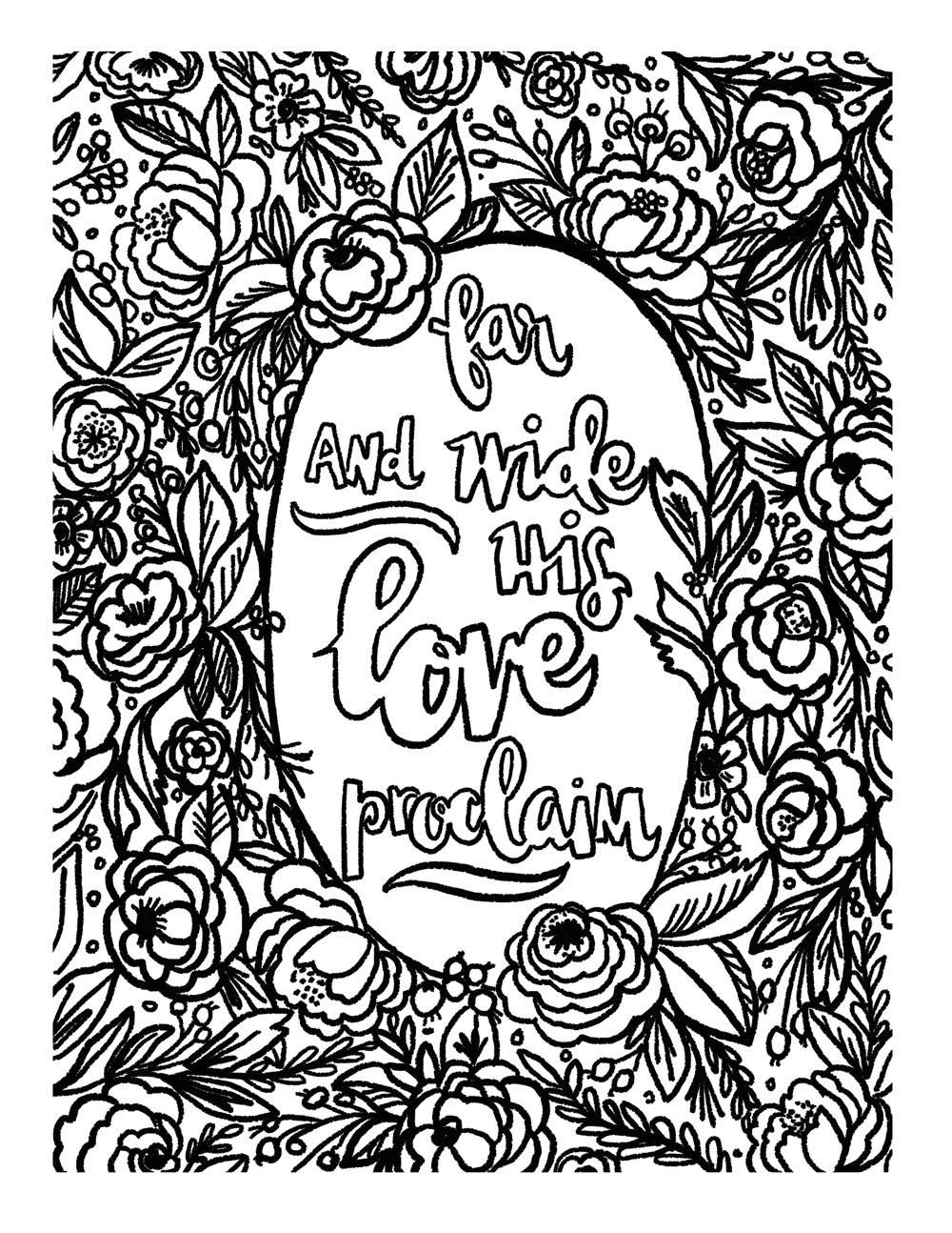 Coloring pages for missionaries - Fun Ways To Get The Family Involved With Family History And Missionary Ancestors