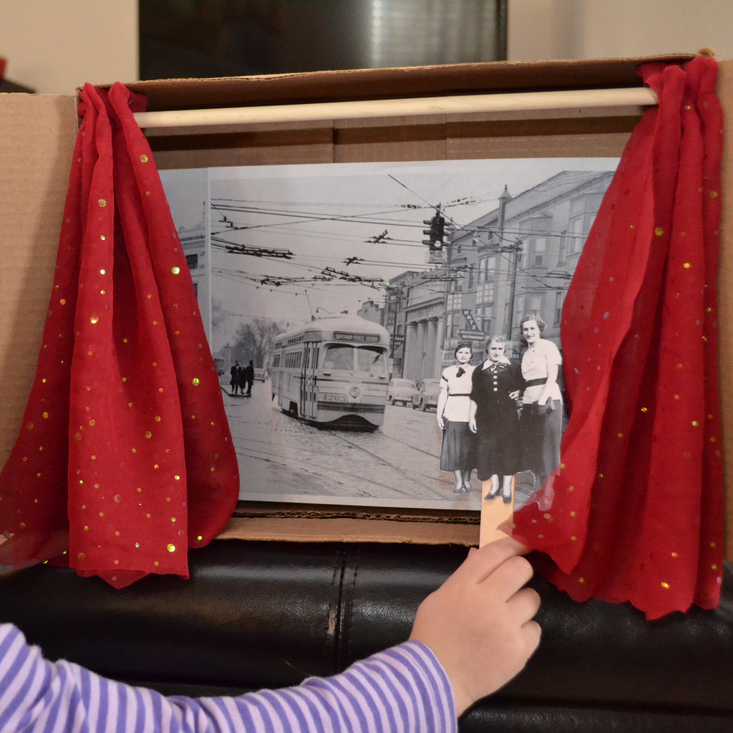 DIY: Create an ancestor puppet show to bring genealogy to life!
