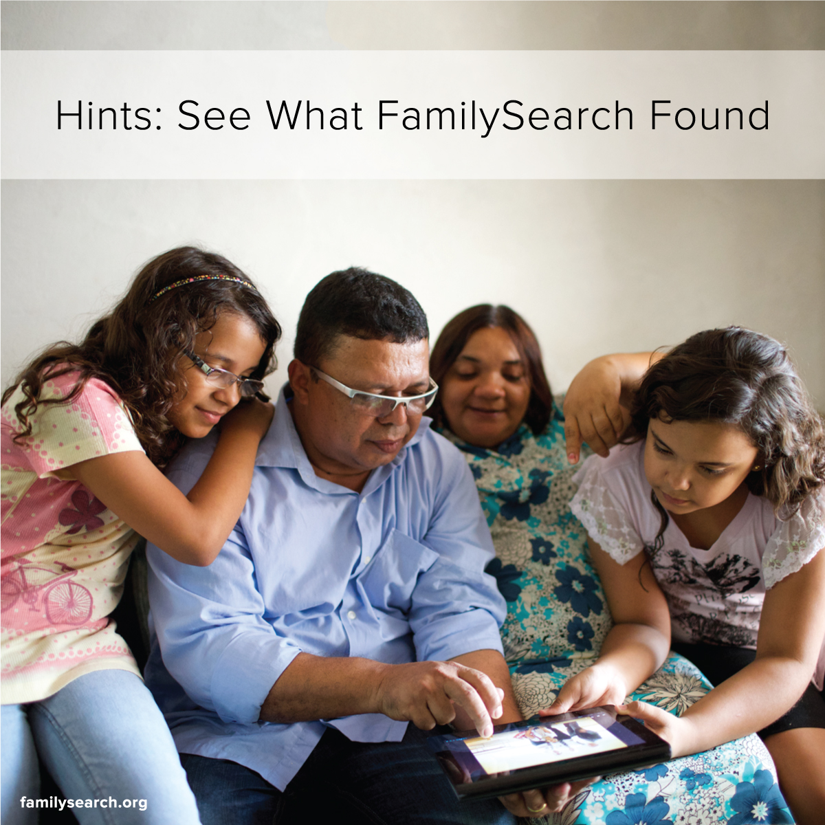 Family History Simple Start: Hints: See What FamilySearch Found