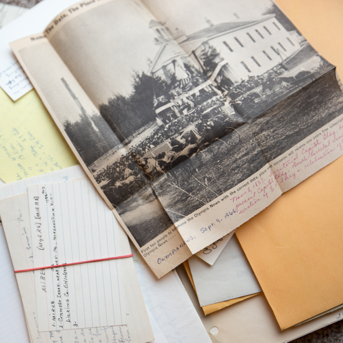 How to preserve and access digital memories of family.