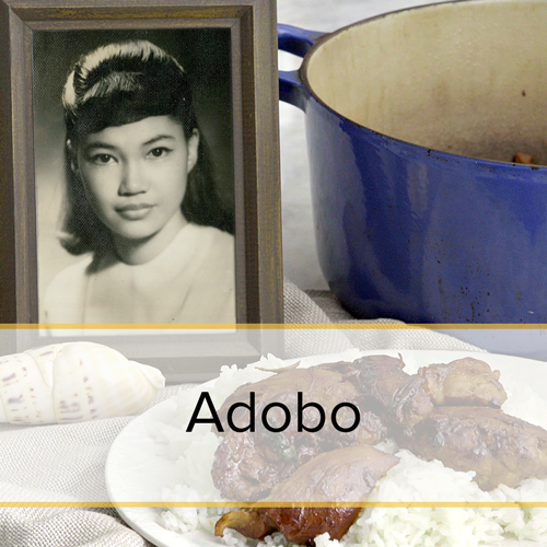 Adobo family recipe