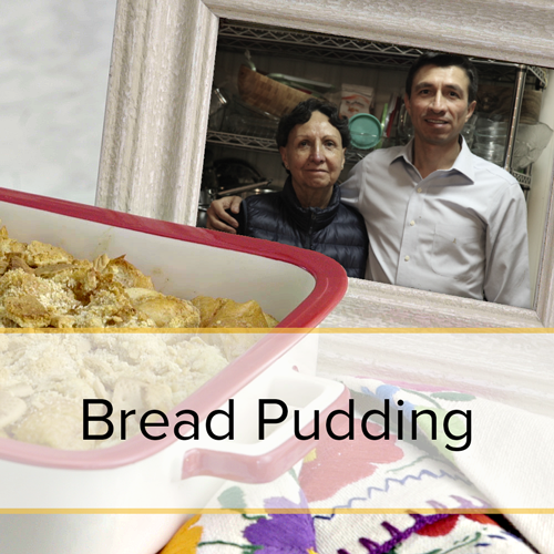 Bread Pudding family recipe