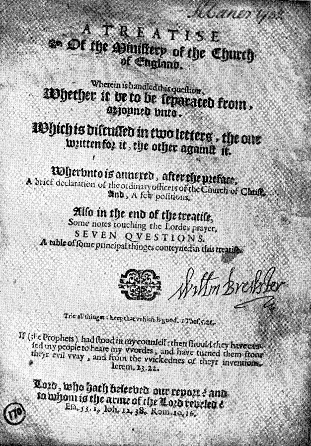 title page of religious pilgrim book