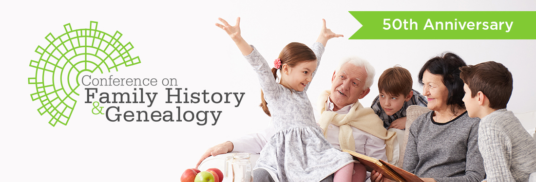 Join BYU's 2018 Genealogy and Family History Conference to learn new skills in genealogy research.