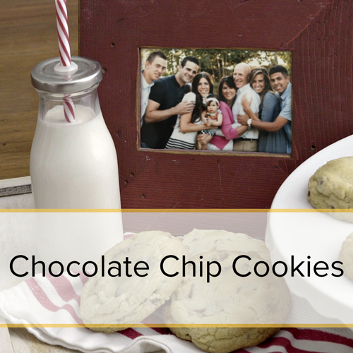 Chocolate Chip Cookies family recipe
