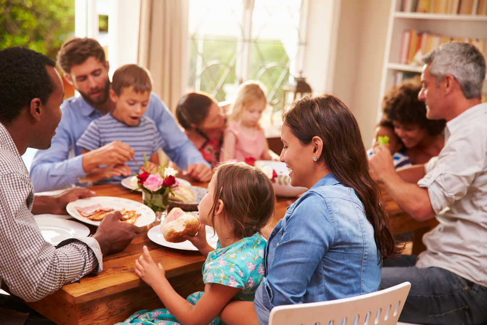 How to plant family meals for any family reunion.
