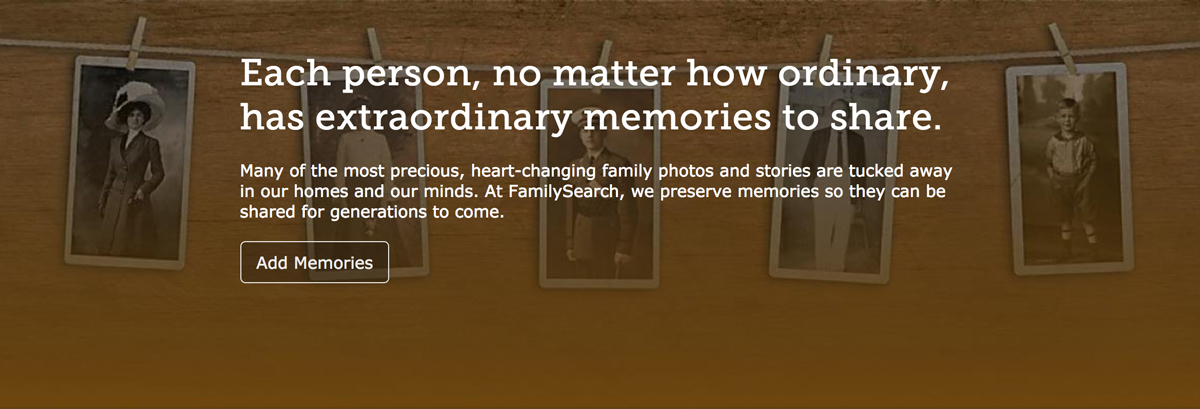 You can now add multiple photos to each memory in Family Tree.