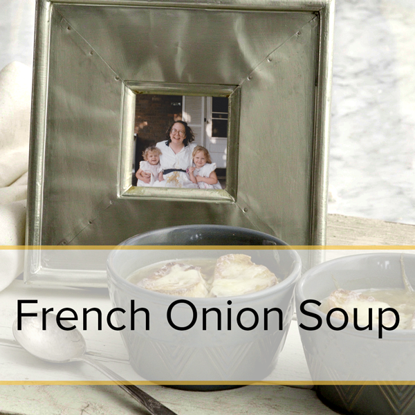 French Onion Soup family recipe