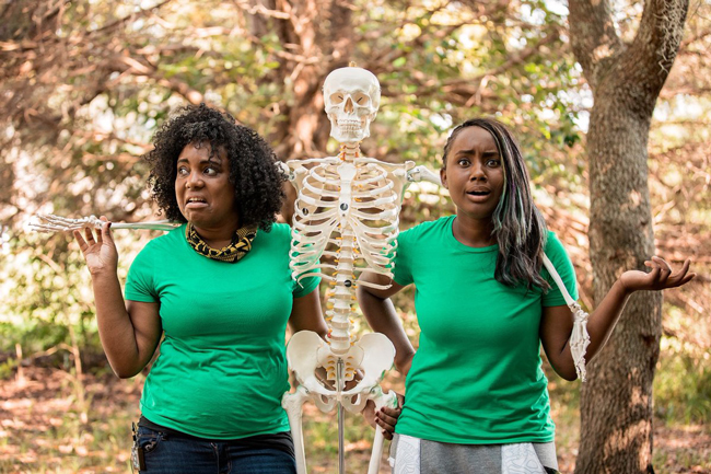 Team Green from BYU TV's Relative Race season 3 found family members with surprising backgrounds.