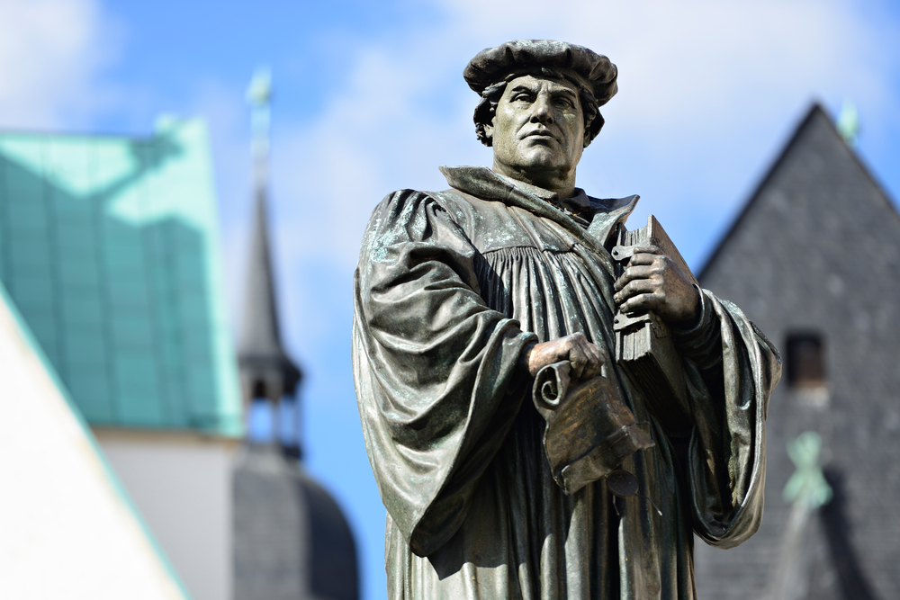 martin luther and the protestant reformation Martin luther: martin luther, german theologian and religious reformer who initiated the protestant reformation in the 16th century through his words and actions, luther precipitated a movement that reformulated certain basic tenets of christian belief.