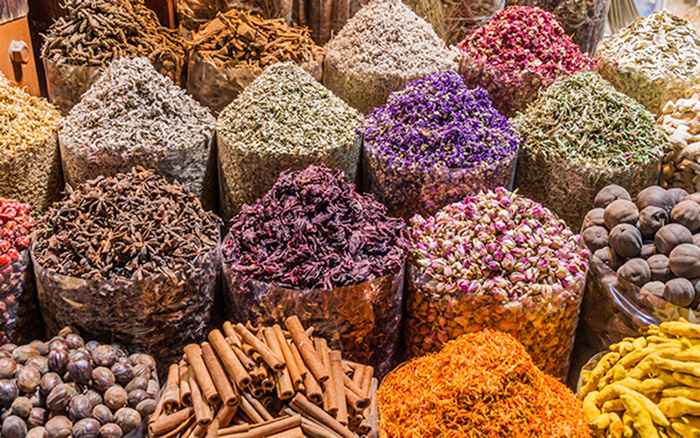 middle eastern spices