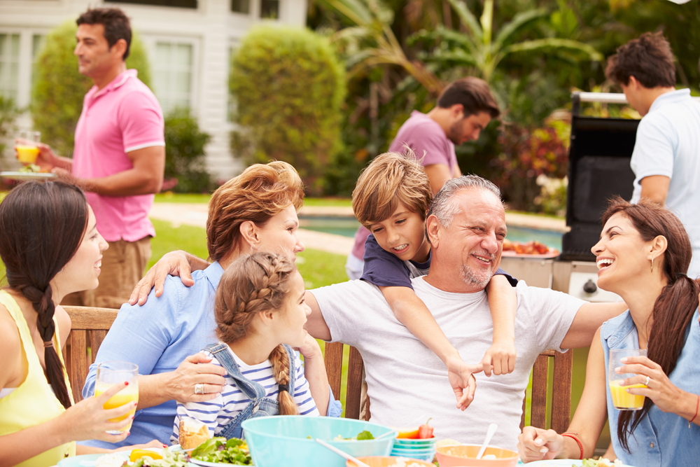 the key to family reunion success