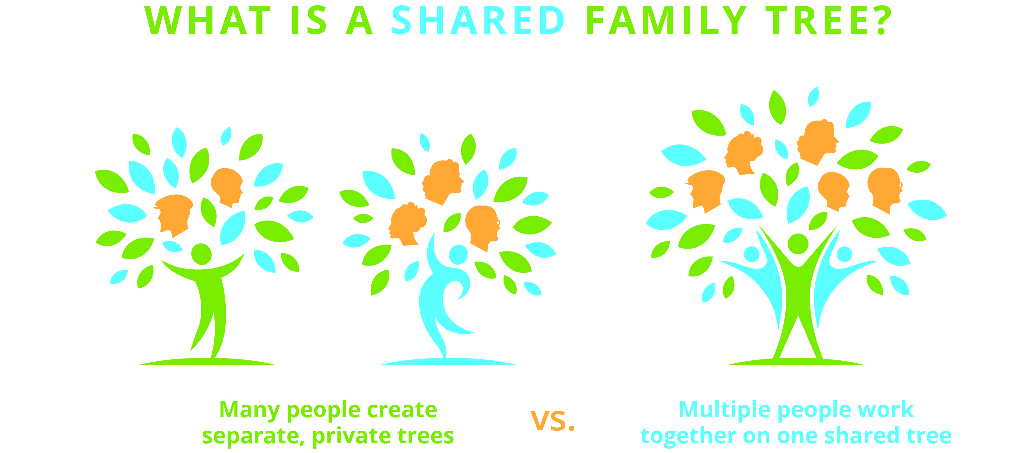 An explanation of the familysearch online family tree.