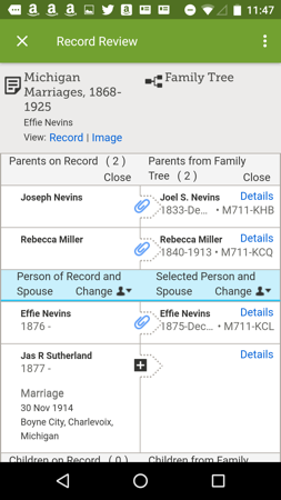 Learn how you can use FamilySearch's tree app to do family history.