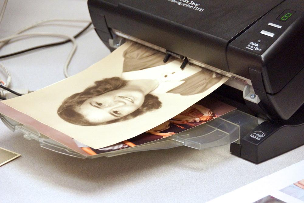fragile a photocopier