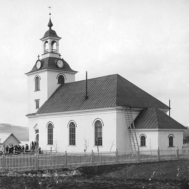 Swedish church records for genealogy