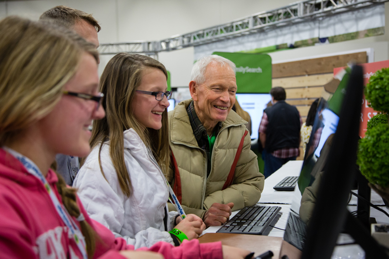 6 Ways to Participate in RootsTech 2018