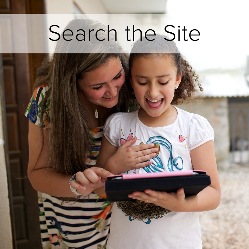Family History Simple Start: Search the Site