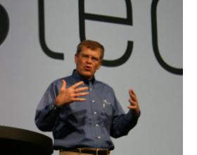 CEO, Dennis Brimhall