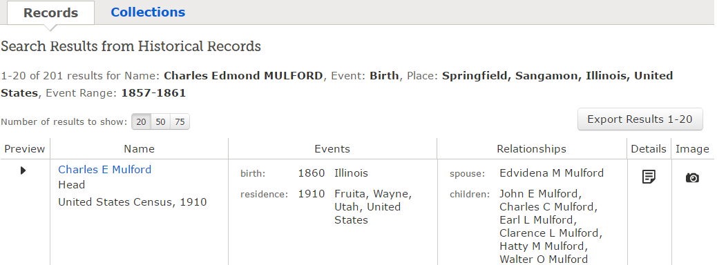 How to View Historical Records on FamilySearch