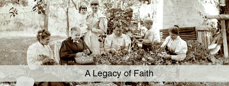 LDS Relief Society, influential women, and women of faith