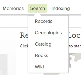 FamilySearch oral genealogies