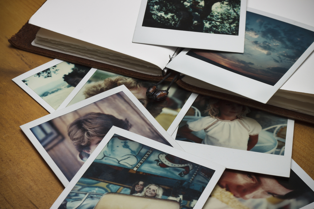 The collection features postcards and photographs dating back to 1905
